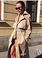"""Пальто женское тренч """"Ліана"""" від Стильномодно"""