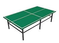 Теннисный стол без сетки СО 035