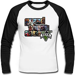 Футболка с длинным рукавом Grand Theft Auto 5 - GTA V