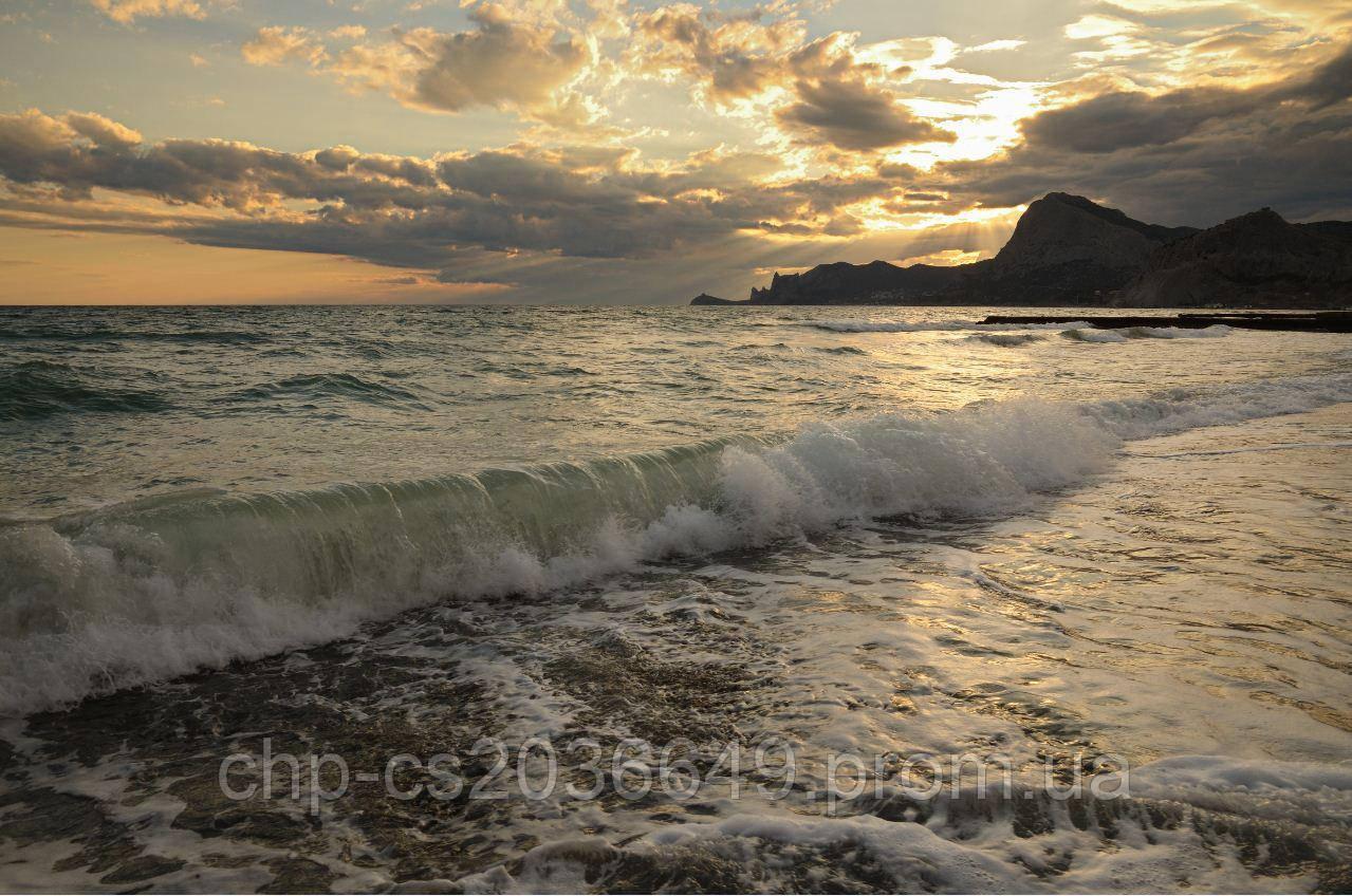 Скинали Море - стекло с фотопечатью