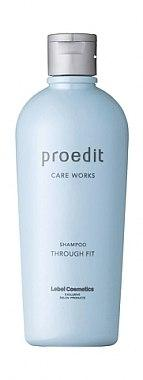 Шампунь для непослушных жестких волос Lebel Proedit Through Fit Shampoo 300 мл