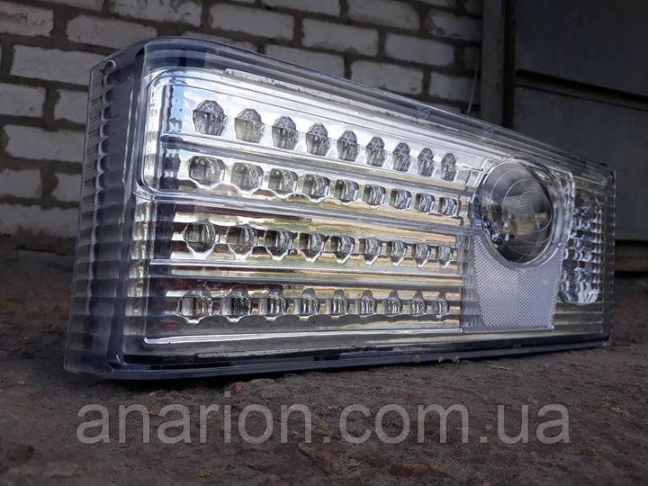 Задние фонари на ВАЗ 2109  Освар-Хрустальный (диодные)