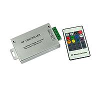 Контроллер RGB Ledstreetрадио (RF, 20 кнопок 12A), фото 1