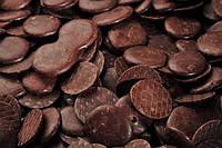 Шоколадные чипсы черные (5 кг)