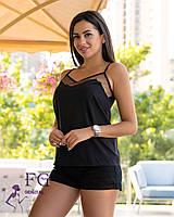 Жіноча блуза на бретелях 006В/02, фото 1