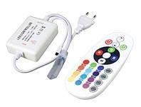 Контроллер RGB для светодиодного неона 10х20