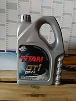 Моторное масло FUCHS TITAN GT1 PRO C-3 5W-30 (4л.)/для VW, MB и BMW и др.