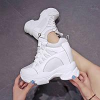 ХИТ СЕЗОНА!!!Невероятно крутые женские кроссовки на платформе