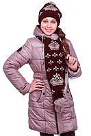 Недорогая детская куртка на зиму Иванна