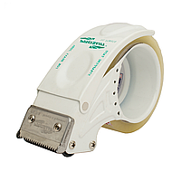 Диспенсер для скотча Rubin 40-48 мм металлический