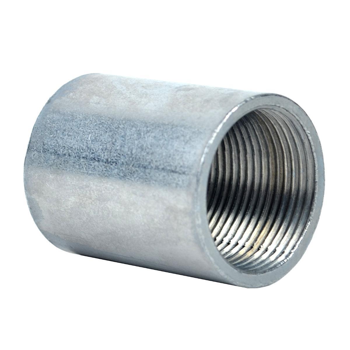 320/1 ZN_F Муфта для різьбових сталевих труб (EN)