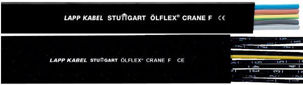 Кабель плоский OLFLEX CRANE F 8G1,5