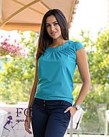 Свободная летняя блузка  007В/04, фото 1