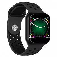 Умные смарт-часы Smart Watch SENOIX™ F8 Black