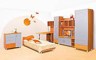 """Мебель для детской комнаты для мальчиков """"Феникс"""""""