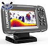 Кольоровий ехолот флэшер Lowrance Hook2-4x GPS Bullet автом-е налаштування, GPS навігація, фіксація риби на швидкості, фото 4