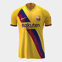 Футбольная форма Барселона (fc Barcelona) 2019-2020 гостевая, фото 1