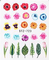 Слайдер водный для дизайна ногтей STZ-723