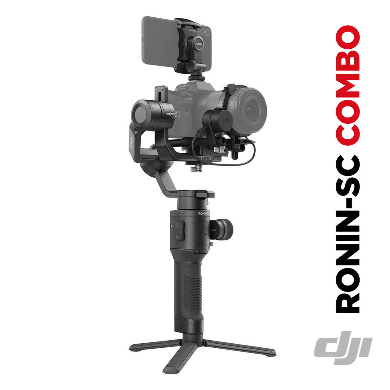 Стедикам DJI Ronin-SC Gimbal Stabilizer Pro Combo Kit (CP.RN.00000043.01)
