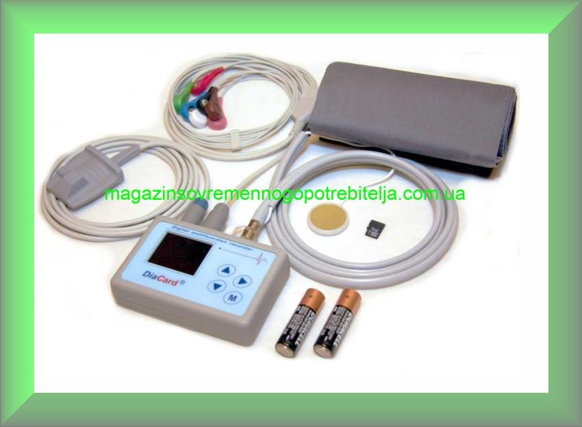 Регистратор ЭКГ портативный для холтеровских мониторинговых систем 12100.13