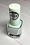Краска для стемпинга 10мл (серебро), фото 4