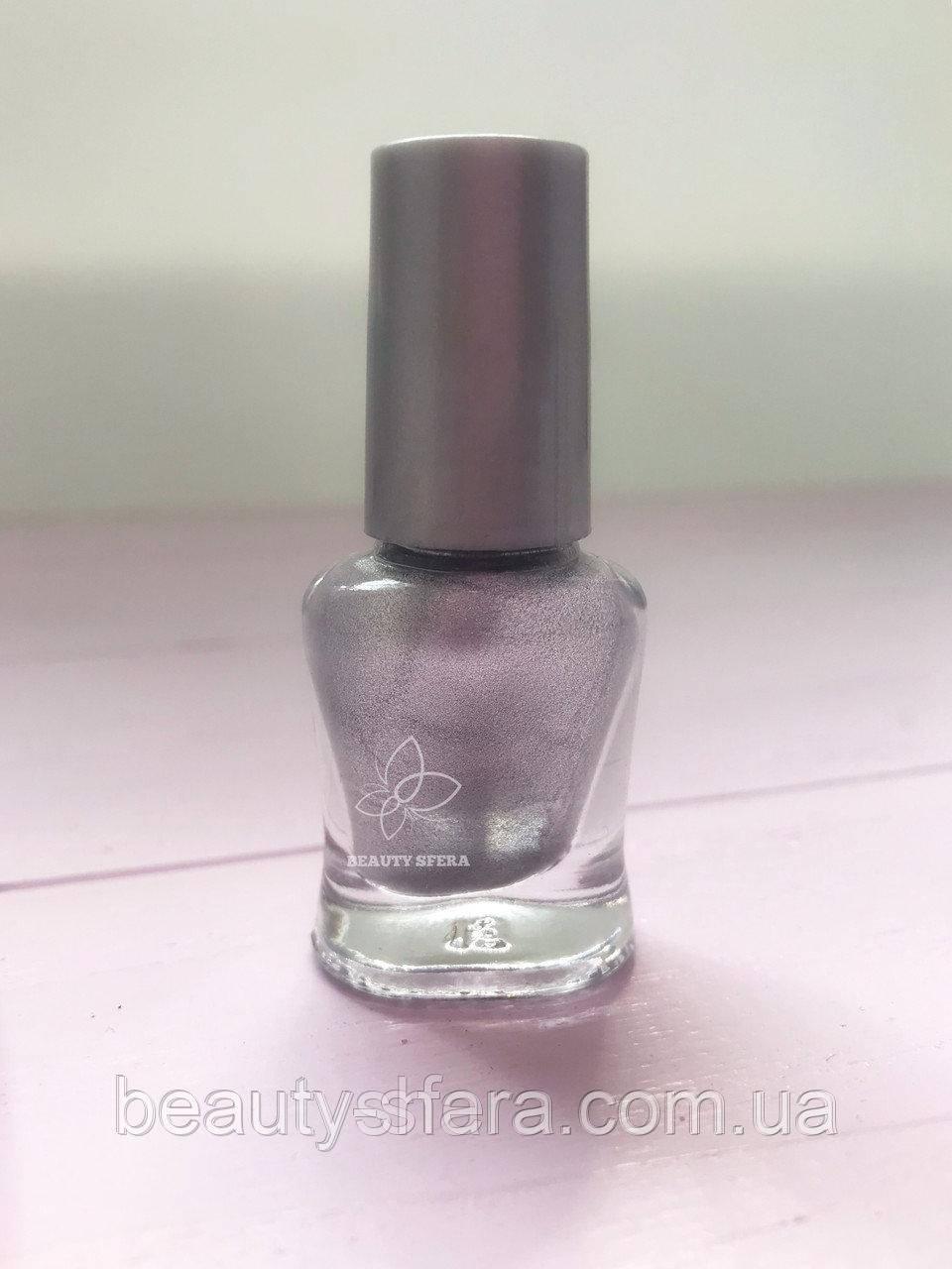 Краска для стемпинга 10мл (серебро)