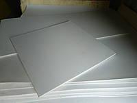 Фторопласт лист Ф4 25 мм 500х500 мм