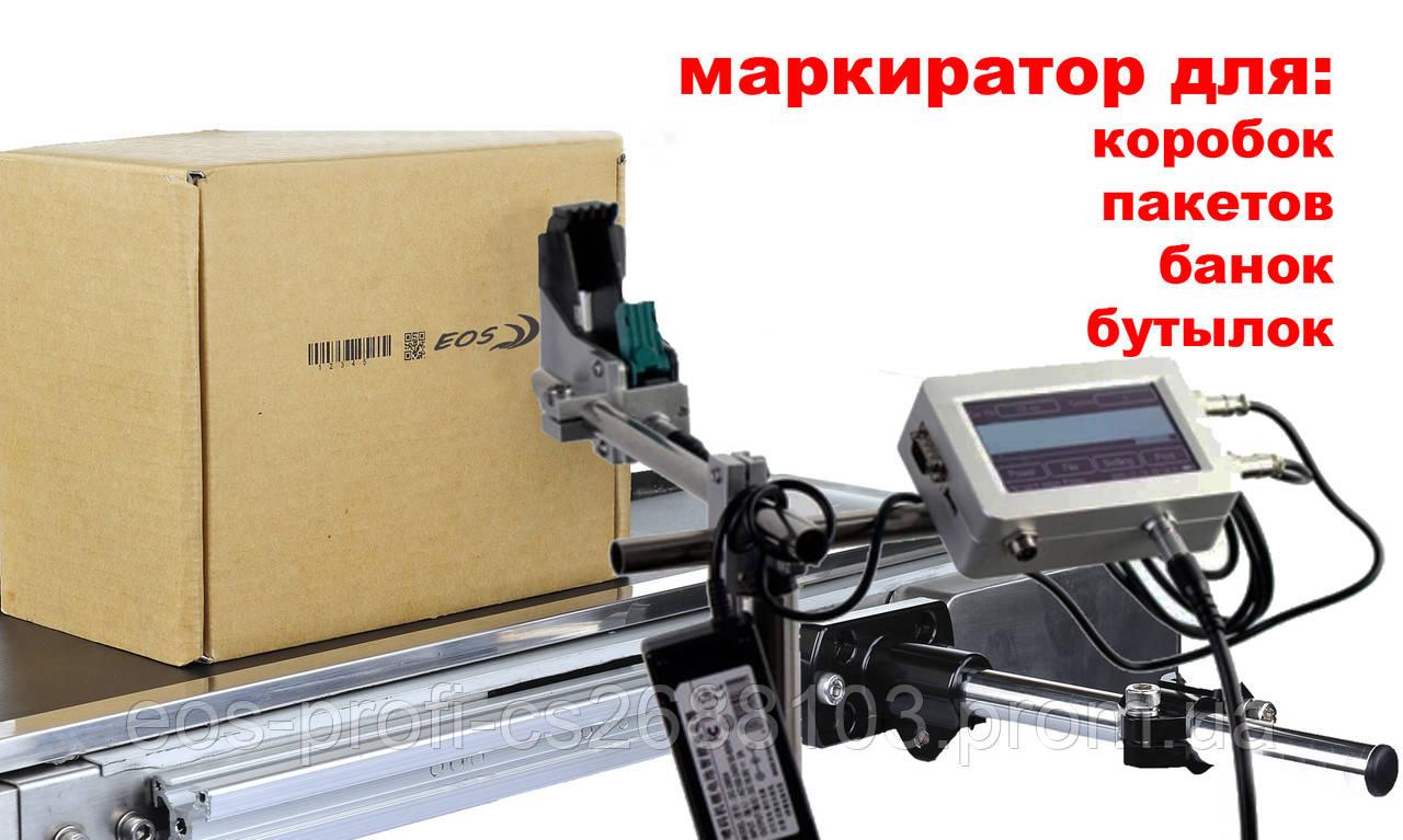 Маркувальник тари і упаковки Ink Jet X-One