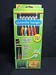 Чудо вешалка Wonder Hanger (8 штук в упаковке) + подставка для обуви!, фото 4