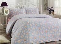 Комплект постільної білизни Le Vele Florist фланелевий 220-200 см