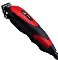 Профессиональная машинка для стрижки животных Gemei GM 1023 Red mx ml-16, КОД: 740122