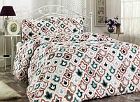 Комплект постельного белья Le Vele Lale фланелевый 220-200 см, фото 1