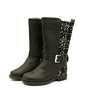 Ботинки Kiabi 29 Черный Kiabi black - 29, КОД: 1077129