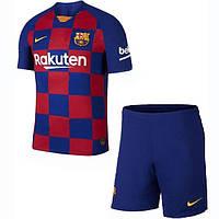 Футбольная форма Барселона (fc Barcelona) 2019-2020 домашняя
