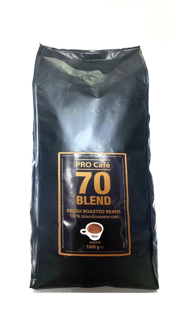 Кофе в зернах Persha Beans BLEND 70 1 кг ( 1000 г)