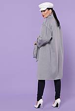 Новинка! Пальто женское демисезонное светлое, фото 3