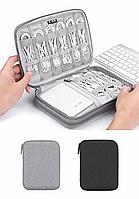 Органайзер / кейс / футляр «BUBM» для хранения проводов, HDD и пр. гаджетов (4 размера / 2 цвета)