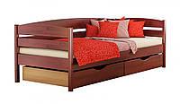 Детская Кровать Нота Плюс 80х190 Бук Щит 104 (Эстелла-ТМ)