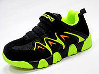 Подростковые, детские кроссовки для мальчика тм ZOLONG, размеры 35, 36.