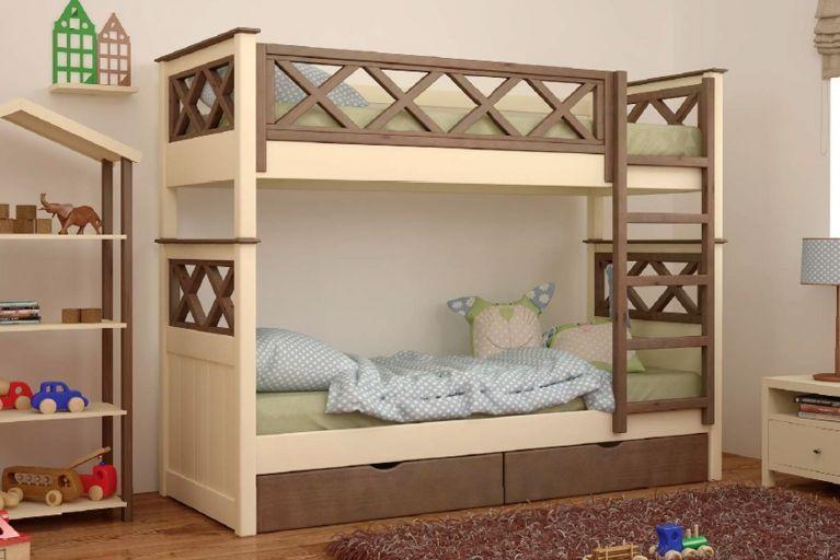Mebigrand Кровать двухъярусная Мальта.