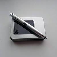 USB флешка - ручка  (5 в 1) серая 16GB в металлической коробке