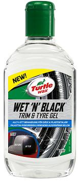 """Поліроль-гель """"Чорний Лоск"""" 300мл Turtle Wax"""