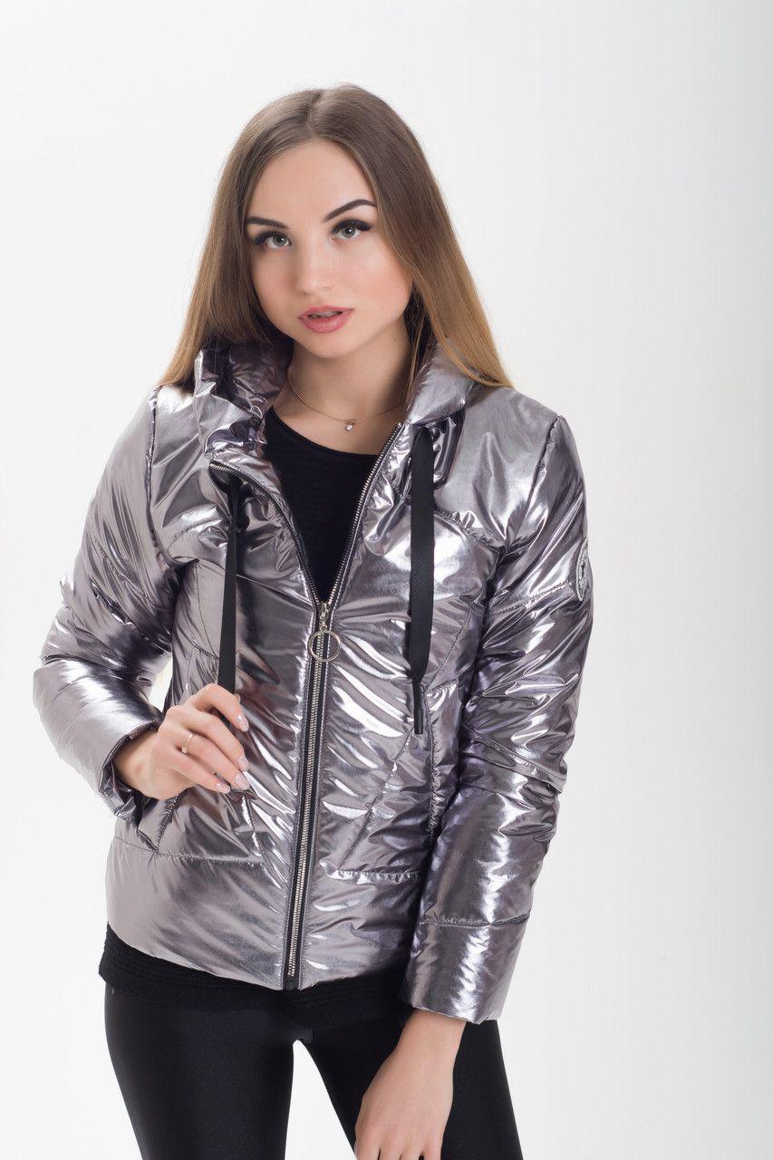 Демисезонная женская куртка K 00191 c 02