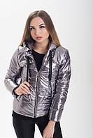 Демисезонная женская куртка K 00191 c 02, фото 1