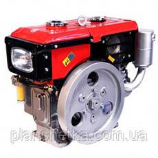 Двигатель Булат R190NЕ (дизель, 10,5 л.с., водяное охл., электростартер), фото 3