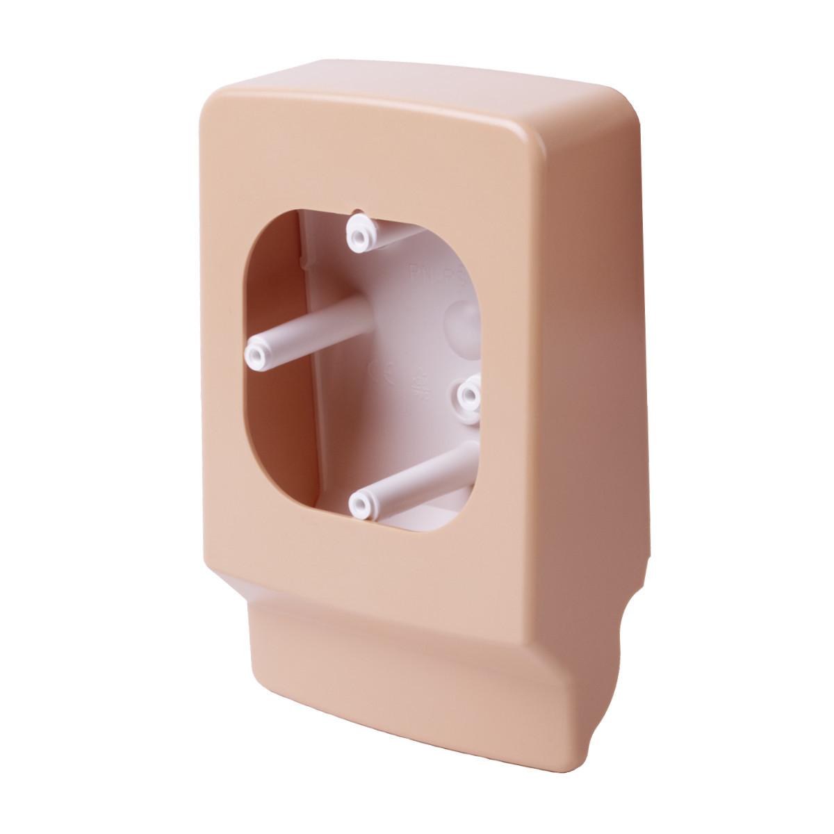 Приладовий носій для  кабельних каналів LP 35 (береза рожева)