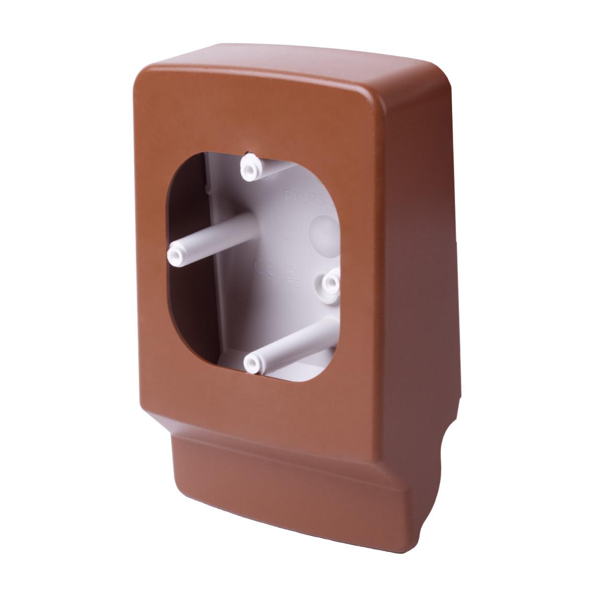 Приладовий носій для  кабельних каналів LP 35 (дуб)