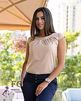 Свободная летняя блузка  007В/05, фото 1