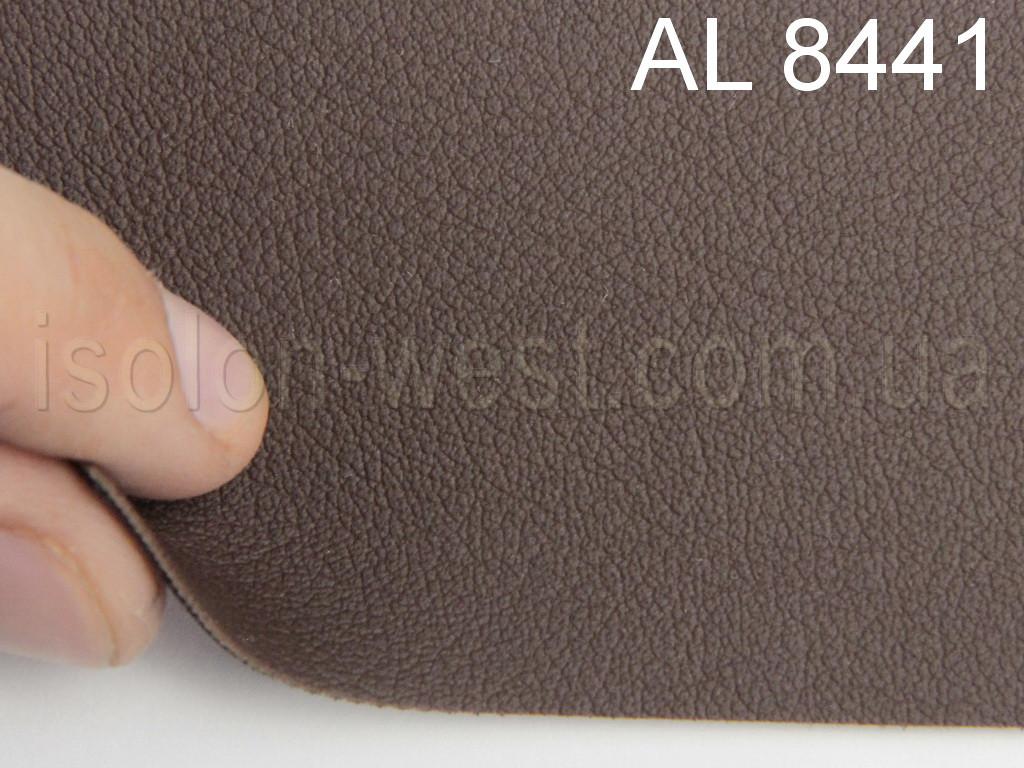 Авто кожзам (коричневий) на тканинній основі