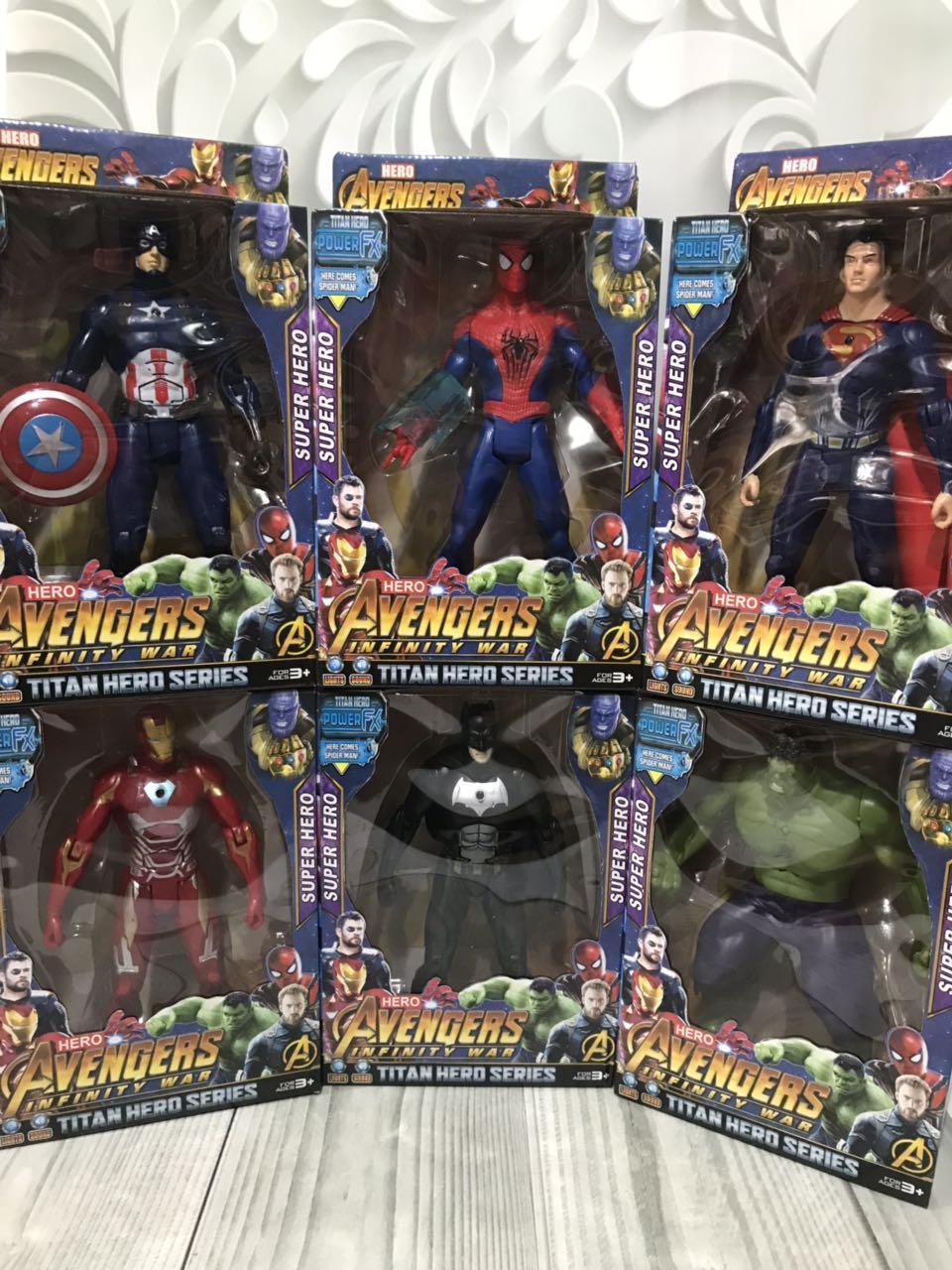 Супергерої Марвел Месники